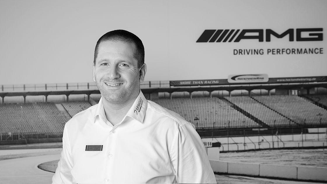 Dennis Hellbusch AMG Experte