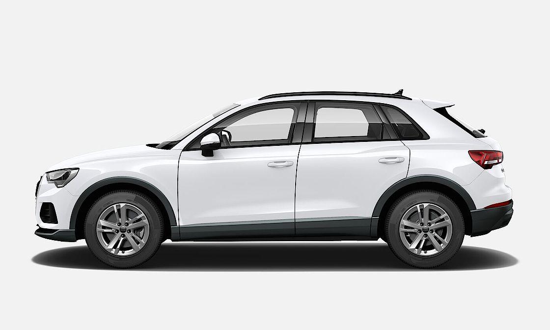 Audi Q3 Angebot bei Senger in Rheine | Seitenansicht