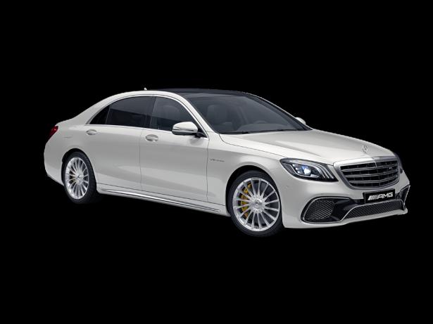 Mercedes-AMG S-Klasse bei Senger