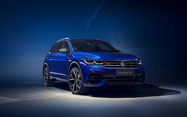 Der neue VW Tiguan R