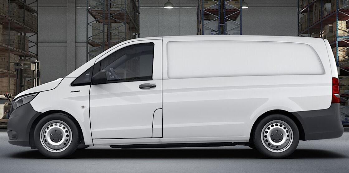Mercedes-Benz eVito Kastenwagen Abo - Exterieur