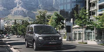 Mercedes-Benz Citan mit neuen Motoren