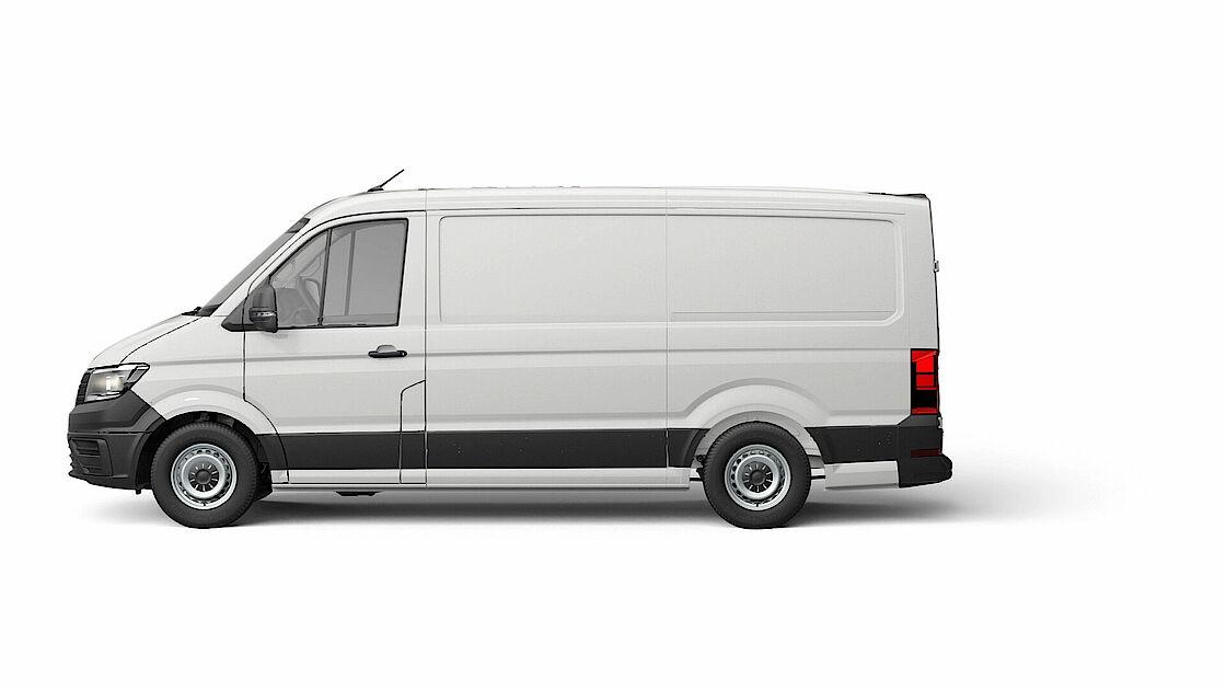 VW Crafter Kastenwagen im Leasing für Gewerbekunden