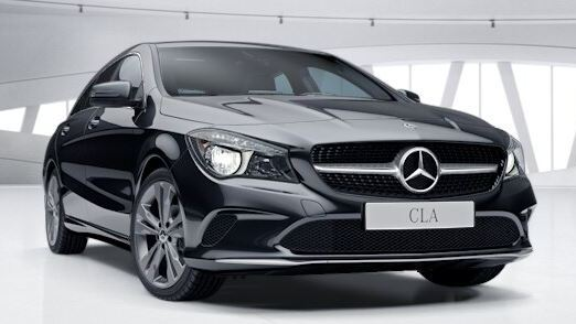 Mercedes-Benz CLA 180 d Shooting Brake mit 80 kW (109 PS)