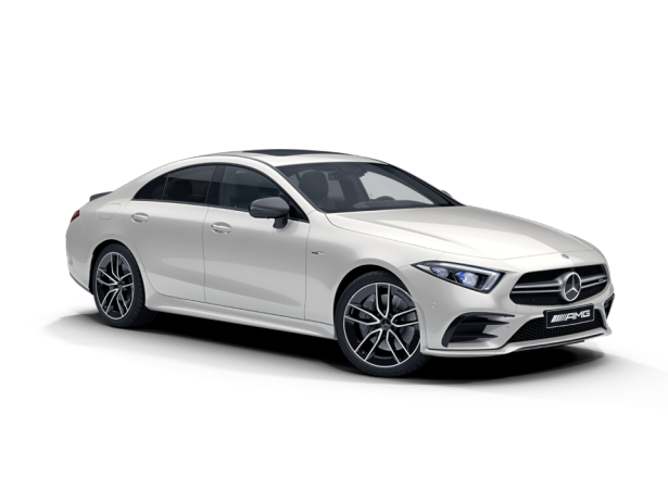 Mercedes-AMG CLS bei Senger