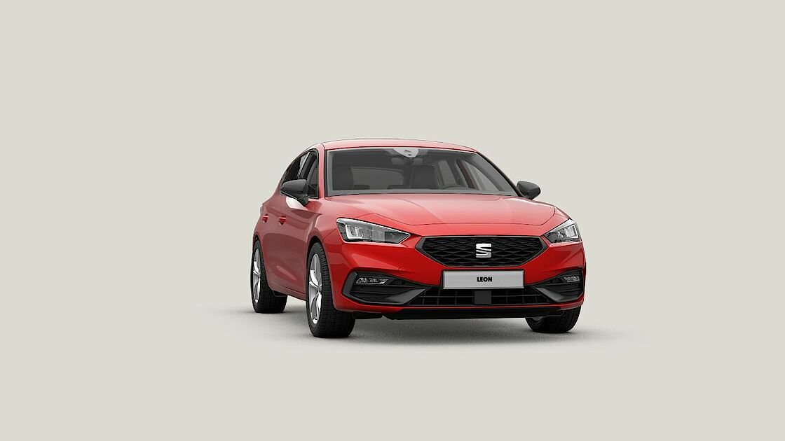 Seat Leon Hybrid im Privatleasing