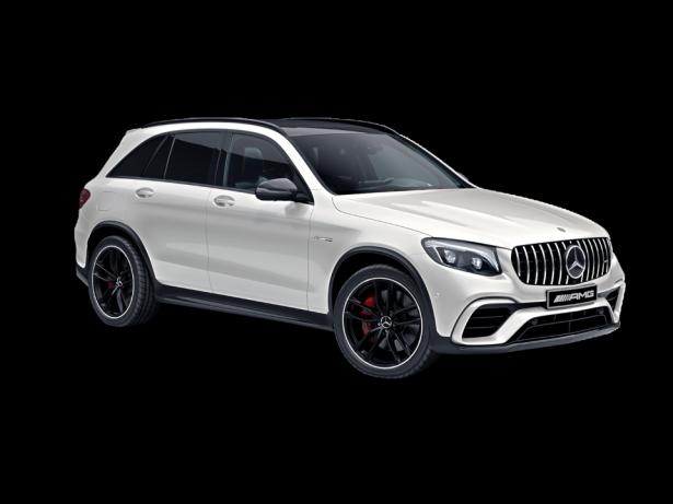 Mercedes-AMG GLC Coupé & SUV bei Senger