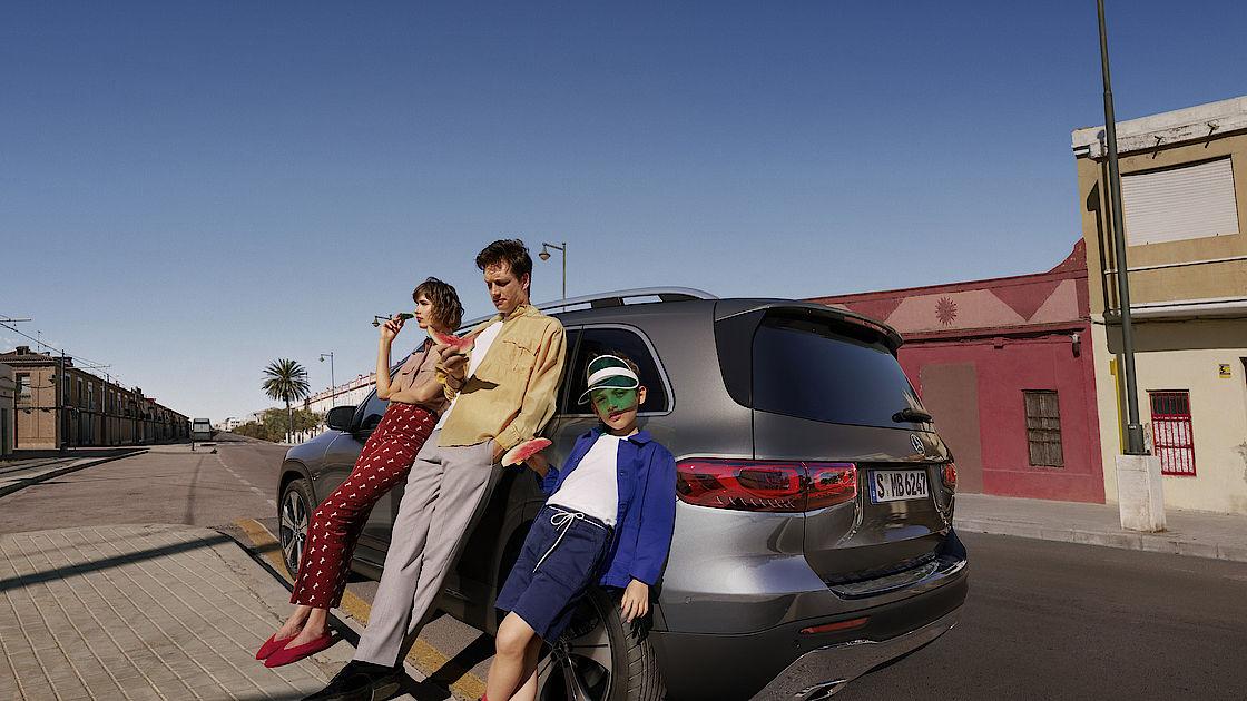 EQC als Familienauto