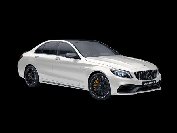 Mercedes-AMG C-Klasse bei Senger