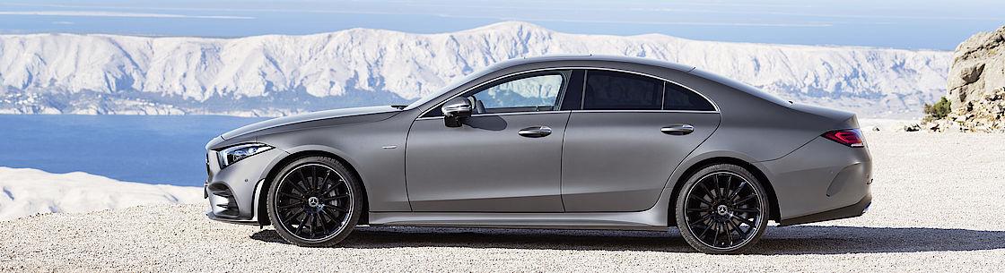 Mercedes-Benz CLS Seite