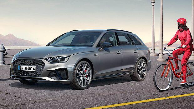 Audi A4 Avant als Neuwagen im Gewerbeleasing