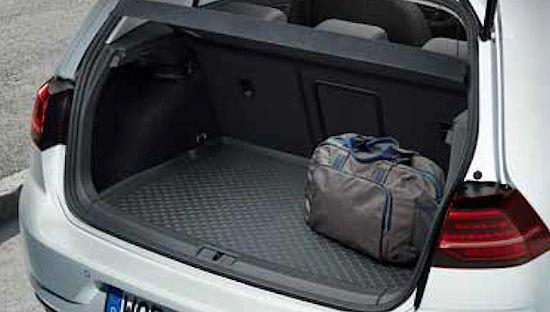 VW Gepäckraumeinlage