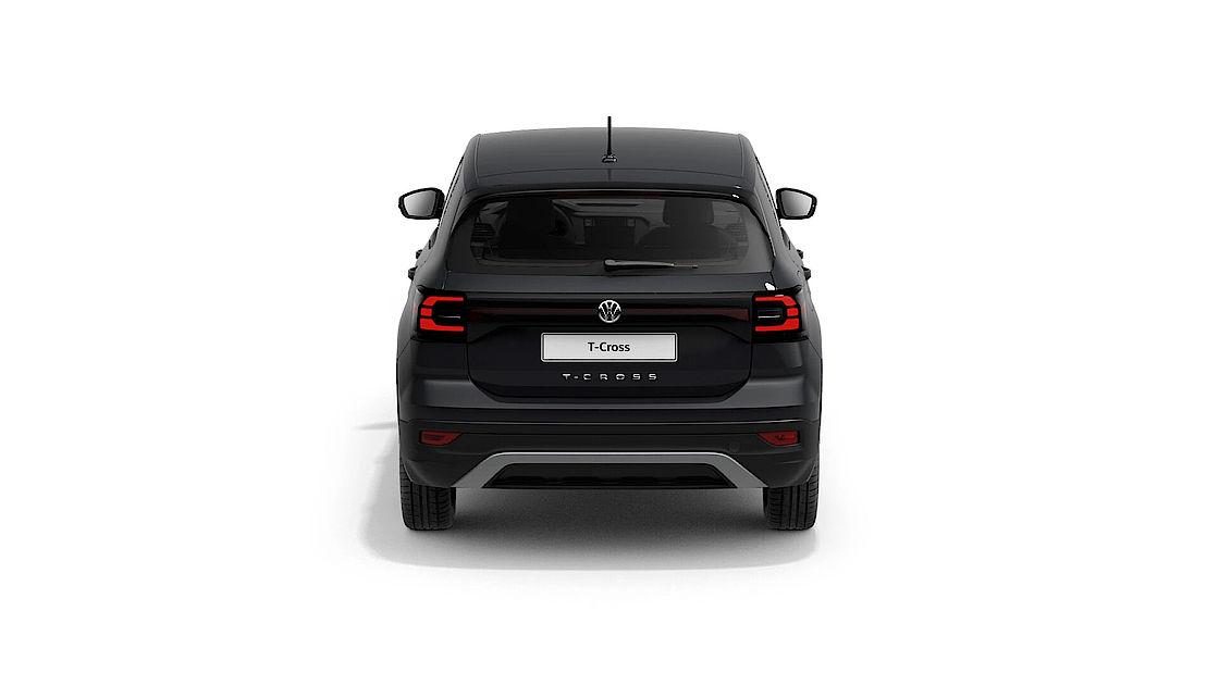 Volkswagen T-Cross Leasingangebote | Heck