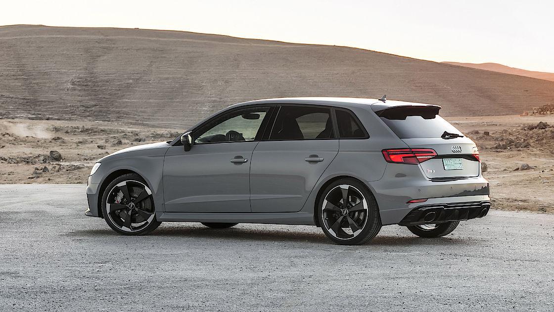 Der Audi RS3