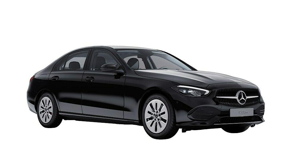 Mercedes-Benz C-Klasse Limousine Front