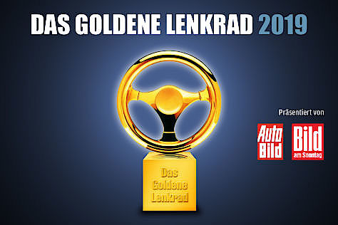 Das Goldene Lenkrad