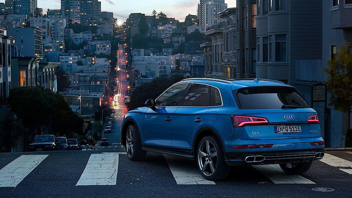 Audi Q5 e quattro