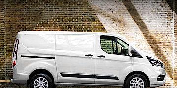 Ford Transit bei Senger | Kühltransporter