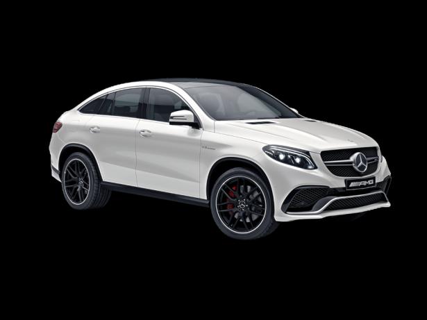 Mercedes-AMG GLE bei Senger