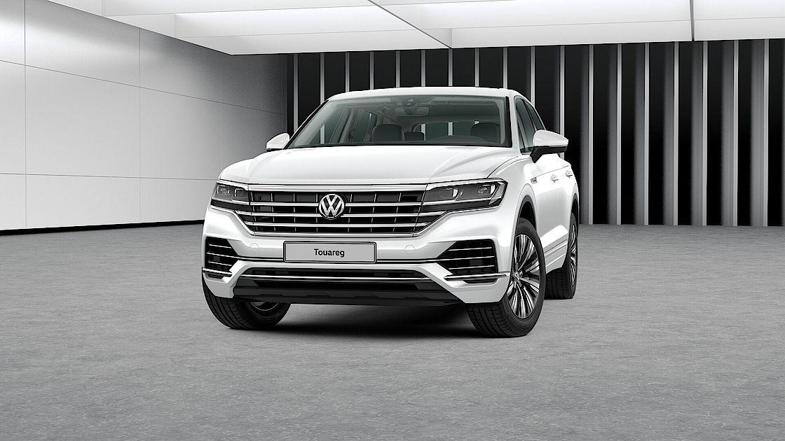 Volkswagen Touareg Geschäftskunden Angebot