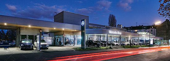 Mercedes Service Senger in Dortmund