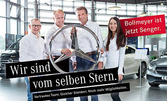 Mercedes-Benz Autohaus in Bad Oeynhausen