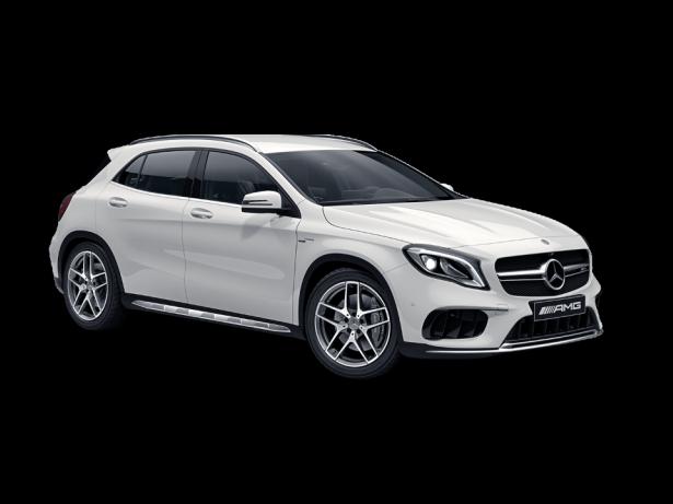 Mercedes-AMG GLA bei Senger