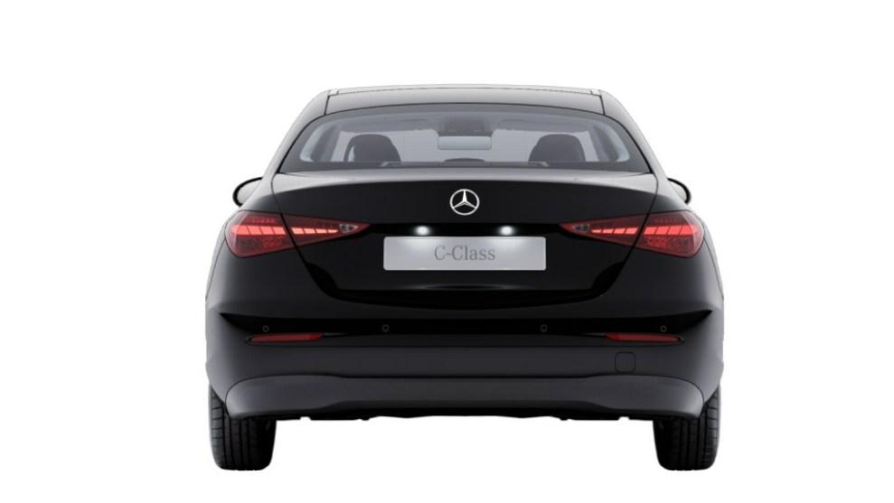 Mercedes-Benz C-Klasse Limousine Heck