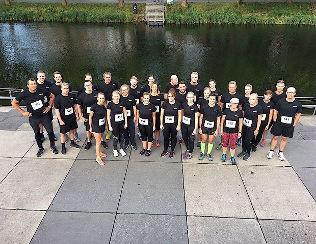 12. AOK Firmenlauf Rheine