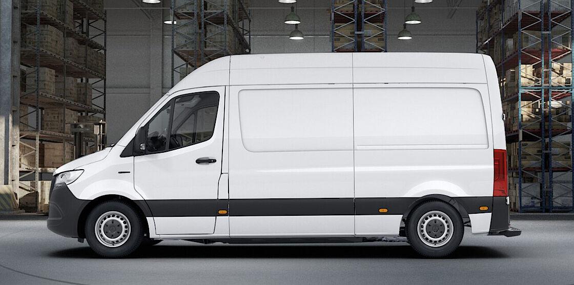 Mercedes-Benz eSprinter Exterieur
