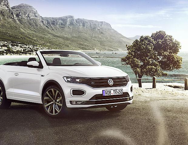 Volkswagen T-Roc Cabriolet ab 2020 bei Senger