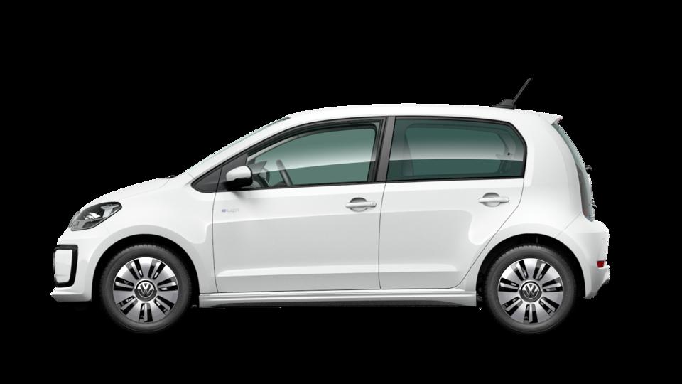 Volkswagen e-up bei Senger