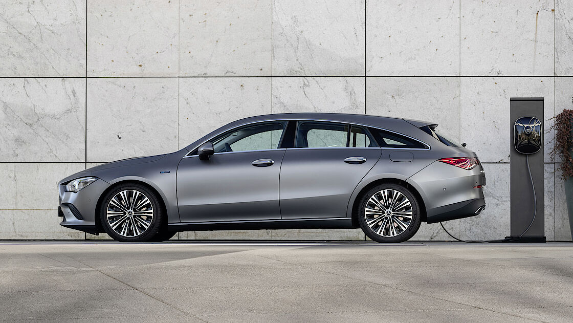 Mercedes-Benz CLA 250e Shooting Brake im Angebote