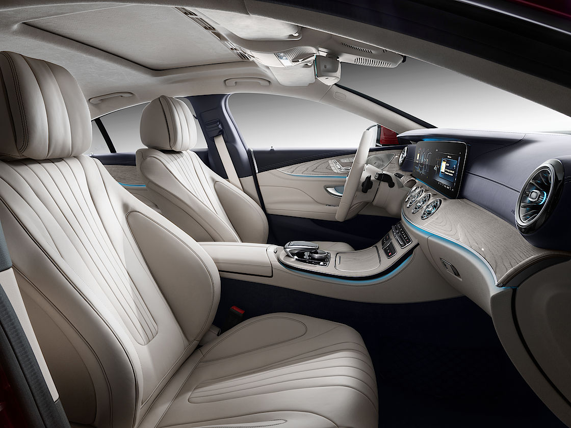 Mercedes-Benz Interieur