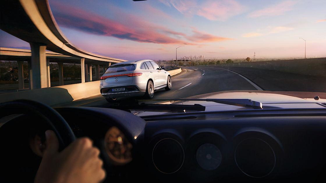 EQC Elektromobilität von Mercedes