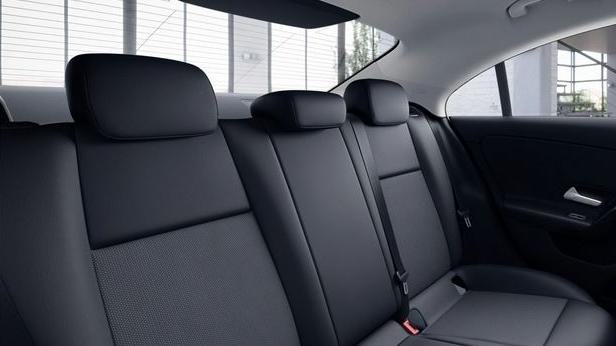 Mercedes-Benz CLA Interieur