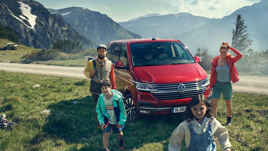 VW 6.1 Multivan
