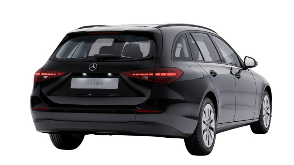 Mercedes-Benz C-Klasse Heck