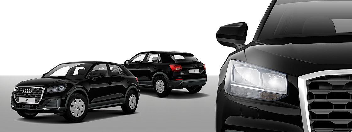 Audi Q2 Barpreis