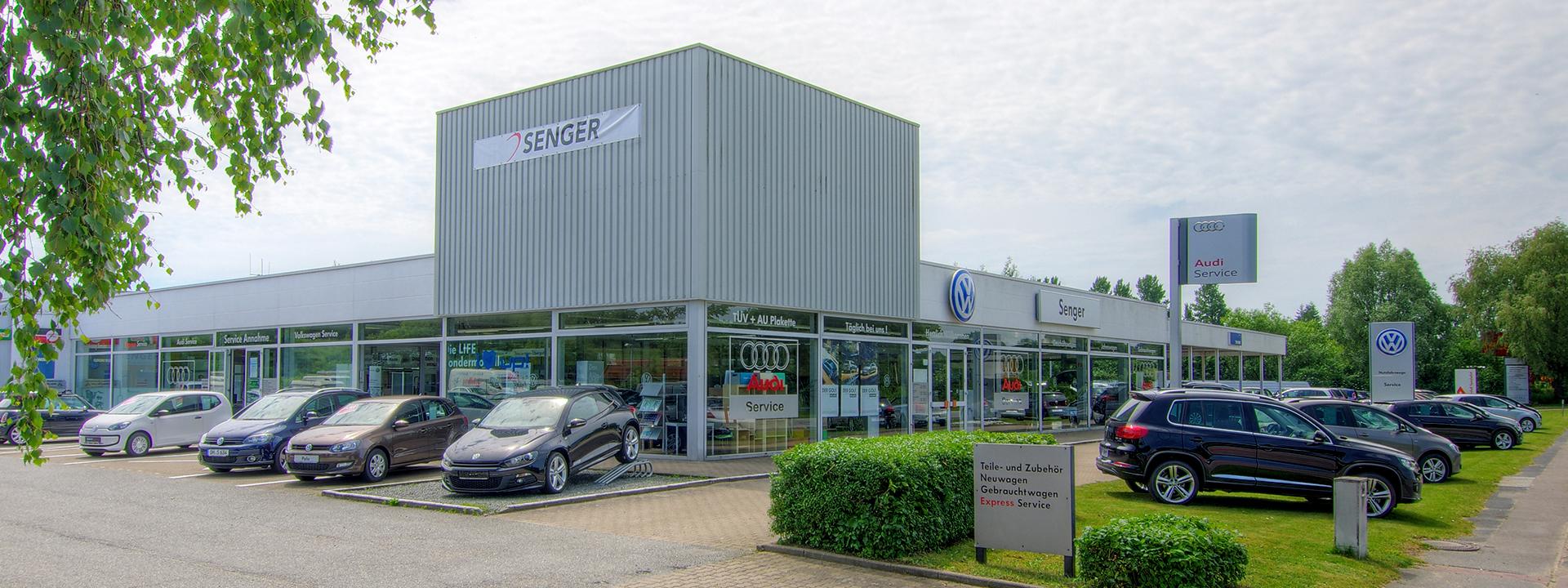 Unser Volkswagen-Standort in Neustadt/Holstein