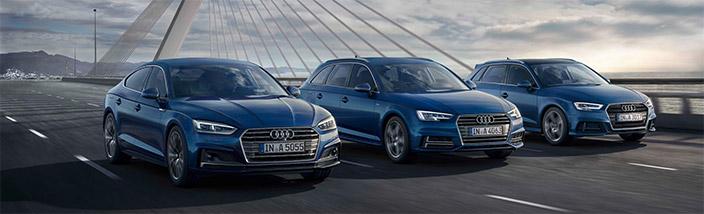 Audi g-tron Modelle