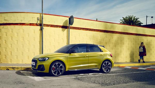Audi A1 Sportback zum Barpreisangebot