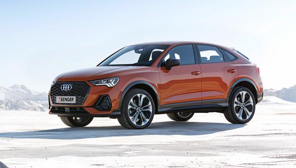 Audi Q3 Sportback zum Barpreisangebot