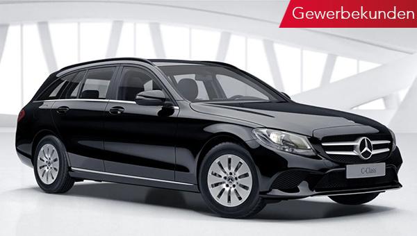 Mercedes-Benz C 180 T| Gewerbekunden