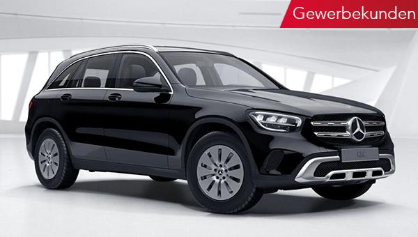 Mercedes-Benz GLC 220d 4M | Gewerbekunden