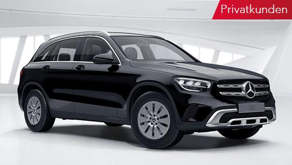 Mercedes-Benz GLC 220d 4M | Privatkunden