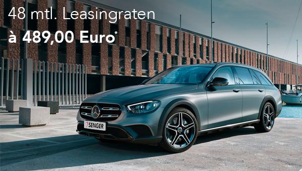 Mercedes-Benz C-Klasse T-Modell im Leasing