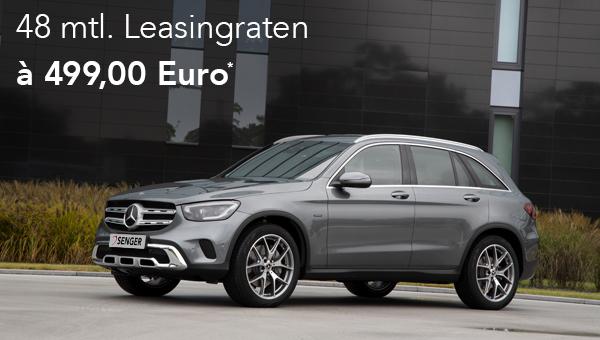 Mercedes-Benz GLC im Leasing