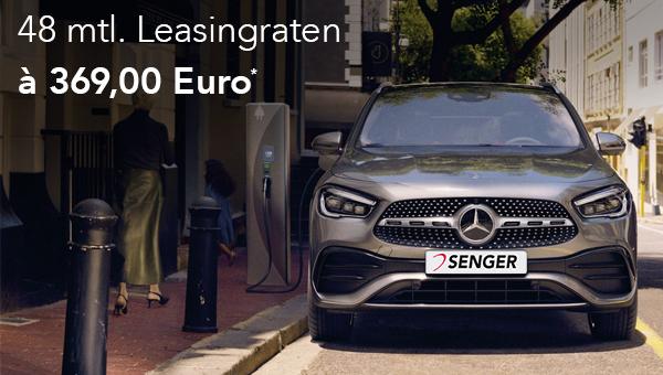 Mercedes-Benz GLA im Leasing