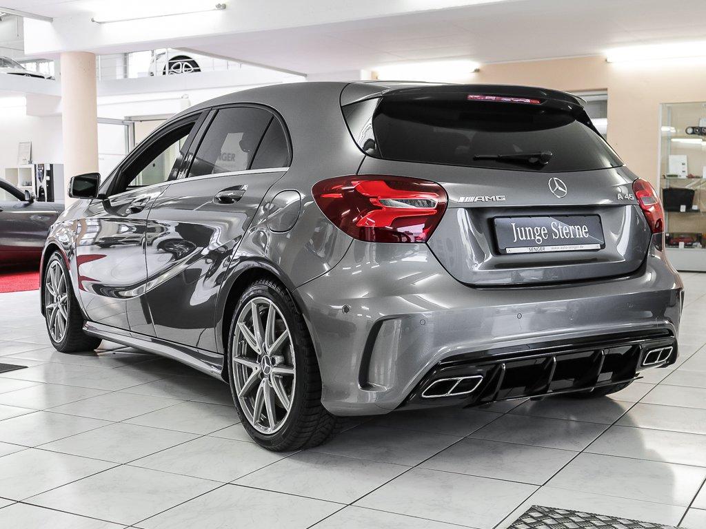 Mercedes-AMG A 45 günstig finanzieren